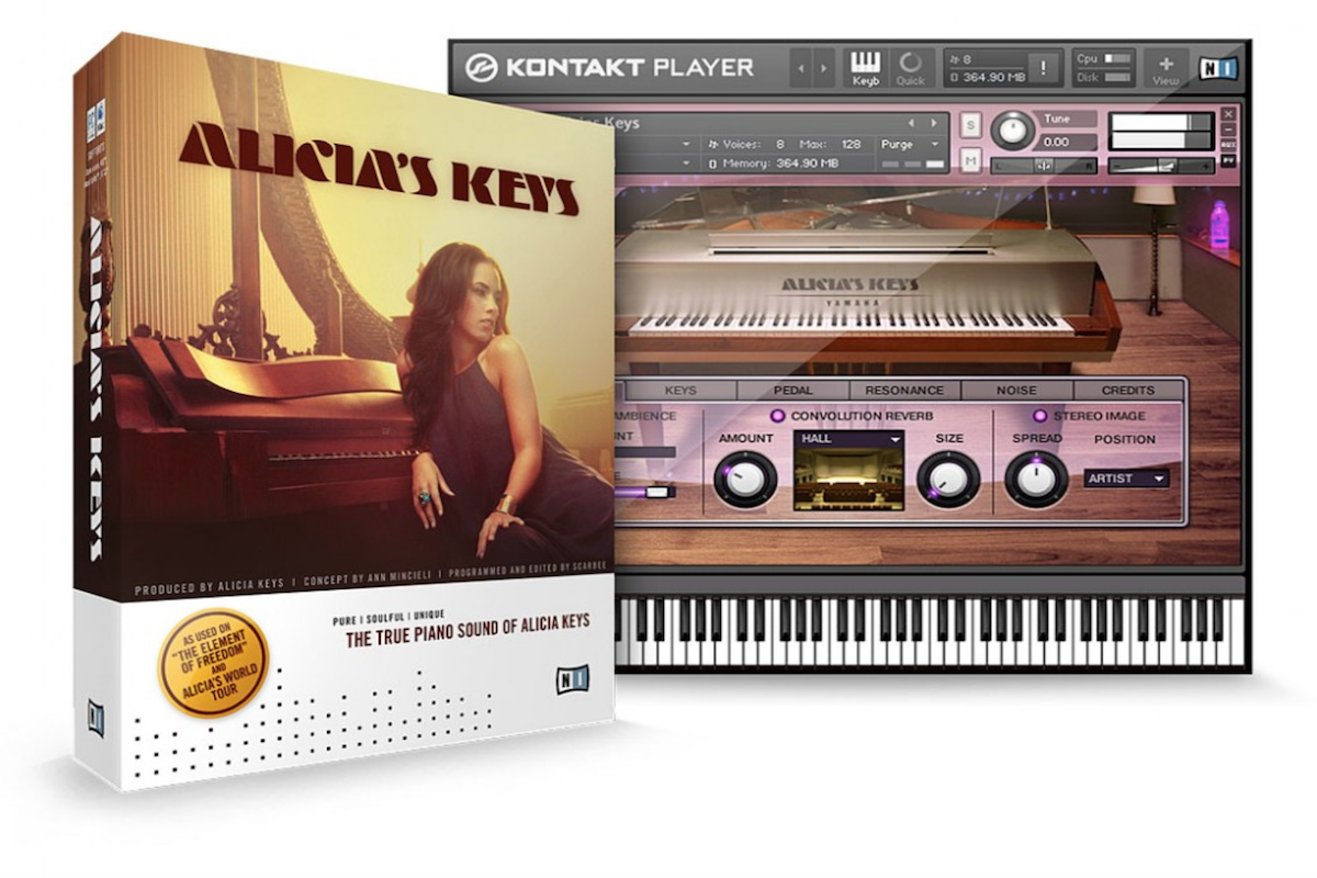 Alicias Keys native instrument
