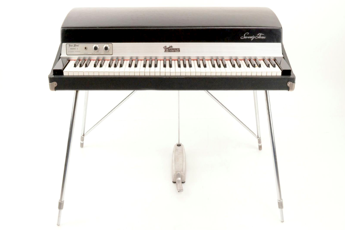 fender rhodes mark 1 all pianos all pianos. Black Bedroom Furniture Sets. Home Design Ideas
