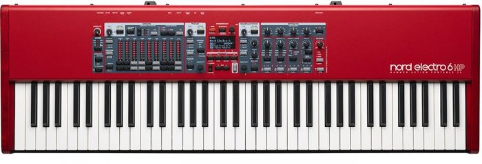 Nord Electro 6 HP-73 Review | Best Live Performence Keyboard